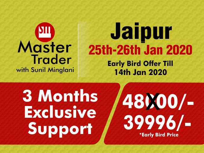 Master Trader Program Jaipur (Jan 2020)